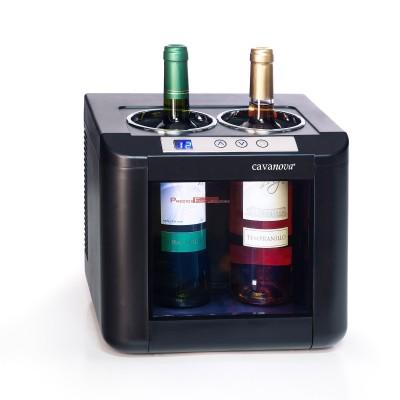 Enfriador de vino horizontal 2 botellas OW002