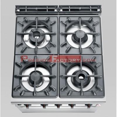 Cocina Berto´s MAXIMA serie 90 4 fuegos