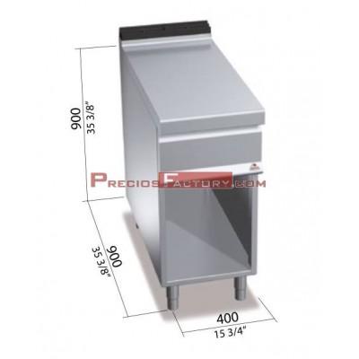 Mueble neutro Berto´s MAXIMA serie 900 - 400 mm