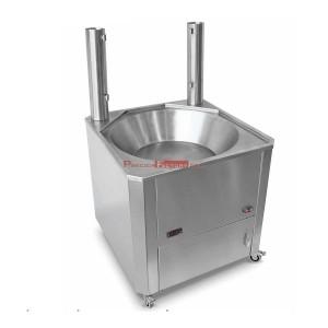 Freidora fogón churros profesional. Uso interior o exterior