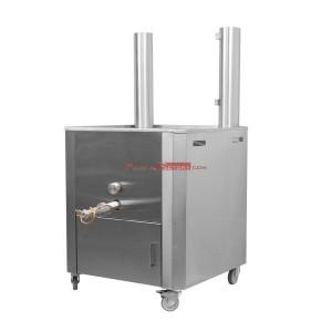 Freidora churros gas 14 o 22 litros PRO. 49 Kw. Solo uso exterior.