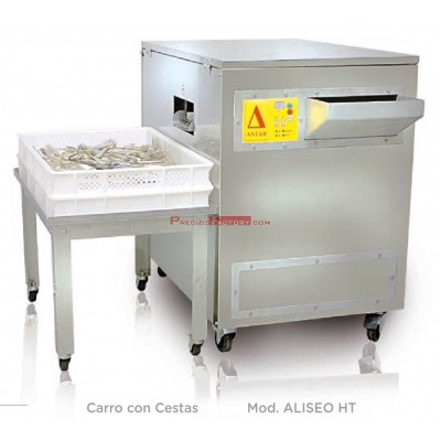 Secadora abrillantadora de cubiertos Aliseo HT