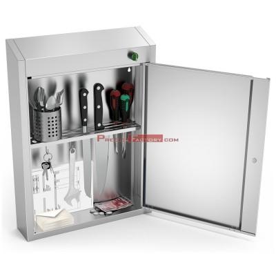 Armario esterilizador ozono 1 puerta