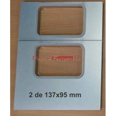 Moldes para termoselladoras modelo TS-180