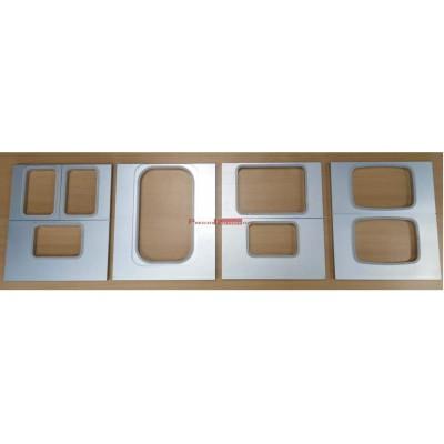Moldes para termoselladoras modelo TS-220