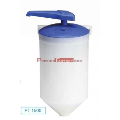 Dosificador de gel pared o columna 1.5 litros