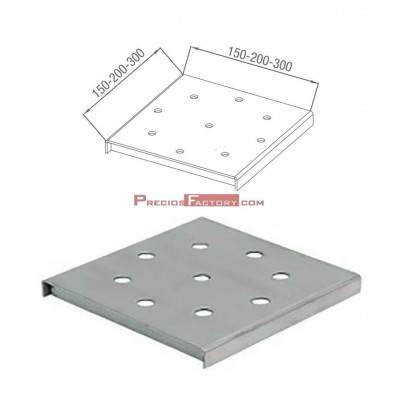 Rosetas modulares de chapa perforada Para sumideros y canales cocina