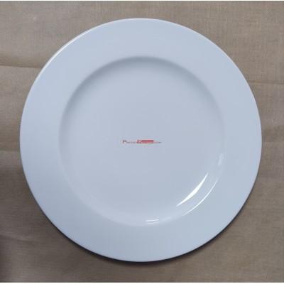 Plato presentación Porcelanas del Principado OTOÑO 31 cm Ø