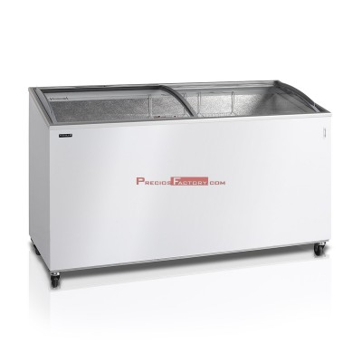 Congelador horizontal tapa corredera cristal IC SCEB