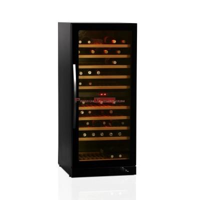 Cava de vino expositor vino bitemperatura Eurofred TFW 265-2