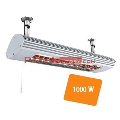 Calefactor estufa de infrarrojos Solamagic Ambiglow Eco 1000 watios