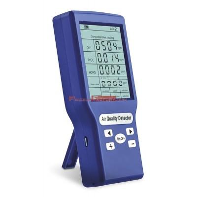 Monitor medidor de calidad del aire detector de CO2