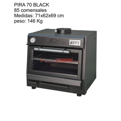 HORNO BRASA PIRA BLACK