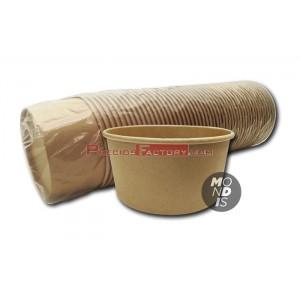 Envase de cartón kraft 700 cc. ECP021