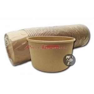 Envase de cartón kraft 1000 cc. ECP022