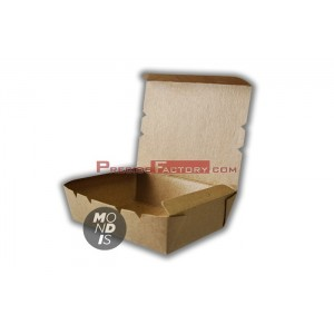 Caja grande de cartón para llevar la comida. CCL003