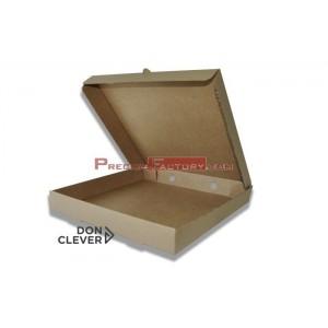 Caja cartón grande PIZZA, 100 uds. CPK002