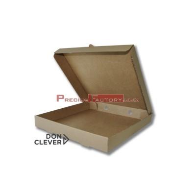 Caja cartón pequeña PIZZA, 100 uds. CPK001