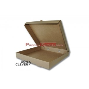 Caja cartón pequeña PIZZA. CPK001
