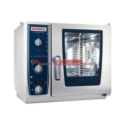 HORNO COMBI CLASSIC RATIONAL XS 6-2/3 eléctrico