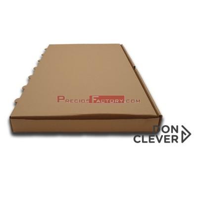 Caja para llevar la comida, 50 uds. CPK011