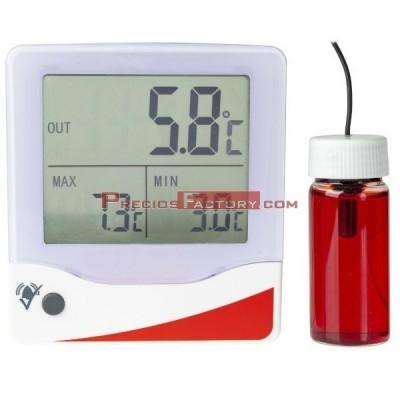 Termómetro Farma para congelador y frigorífico, CHT 310