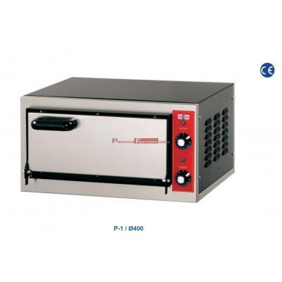 HORNO DE PIZZA ELECTRICO P-1/400