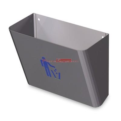Dispensador de bolsas de papel reciclado / Papelera