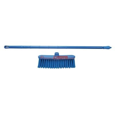 Cepillo con palo uso alimentario polipropileno az