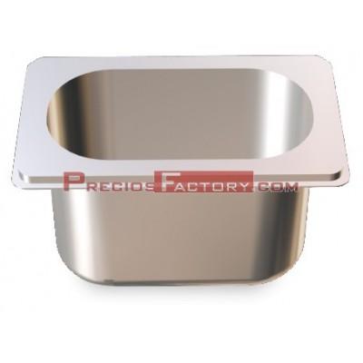 Cubeta gastronorm inox 1/9 (176x108 mm) Fricosmos