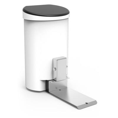 Dosificador de gel hidroalcoh¢lico de funcionamiento con codo