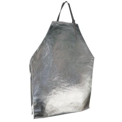 Delantal de protección aluminizado para las salpicaduras