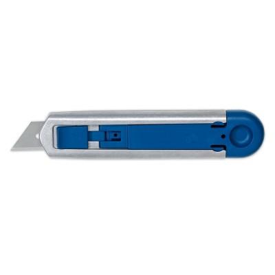 Cutter con cierre seguridad (metal detectable)