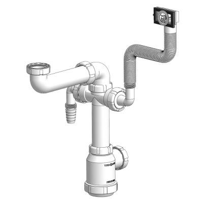 Válvula de desagüe splus modelo simple