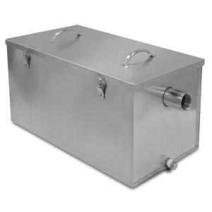 Filtro separador de grasas acero inox