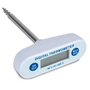 Term¢metro con sonda para atornillar