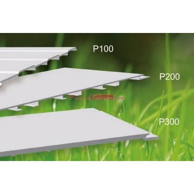 Panel revestimiento PVC P200