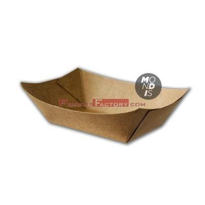 Take away bandeja carton BCK002 - 500 ud