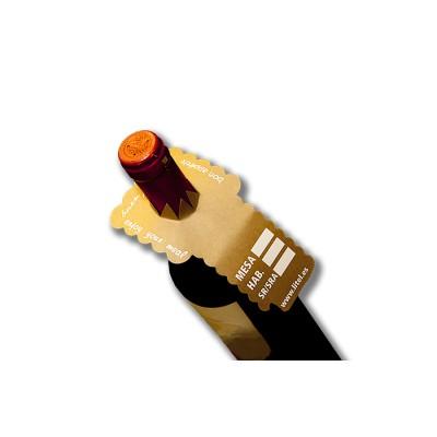 Collarines para botellas de 100 grs, especiales, para hoteles, catering