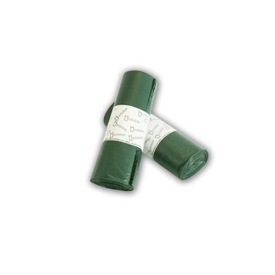 Bolsa de basura 85x100 AD,verde, galga 90
