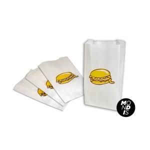 Bolsa para hamburguesa, sandwich, pan de pita, etc