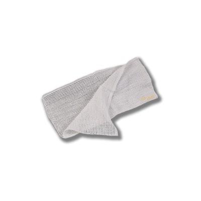 Bayeta 40x40 de rejilla blanca, tradicional