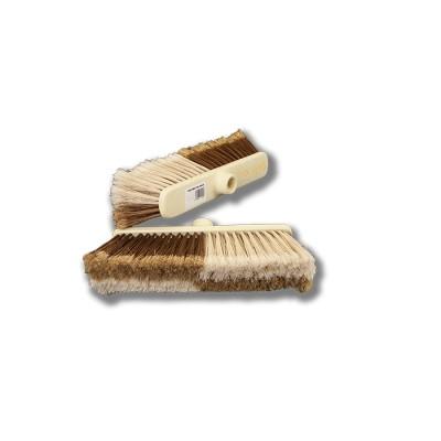 Cepillo de barrer de 28 cm, modelo celinda, de buen rendimiento y con bloque de plástico virgen