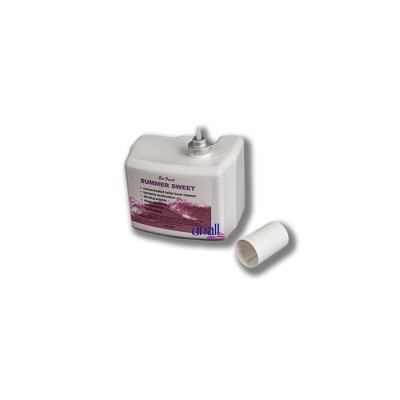 Carga para bacteriostático con mecha para ambientador aroma summer sweet