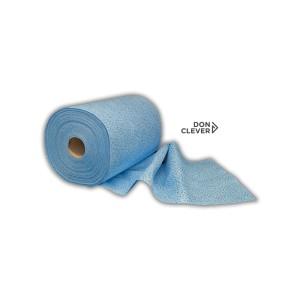 Celulosa industrial laminada en color azul indicada pra industria alimentaria y de automoción
