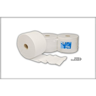 Celulosa Industrial Eco-Pasta Liso, de 2 capas