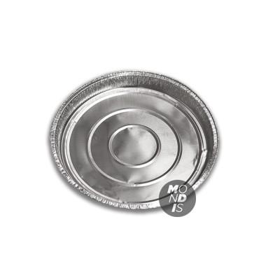 Envase de 900 ml de aluminio redondo especial tortillas
