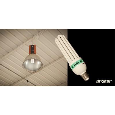Bombilla industrial 5U E40 de 105w de luz blanca