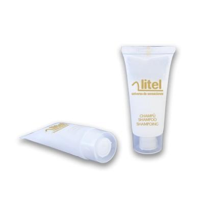Tubo de gel de 20 ml, para todo tipo de piel, especial para hoteles