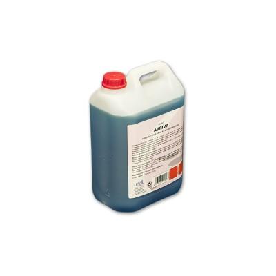 Abriva, abrillantador vajillas para máquinas automáticas de alta concentración para aguas de 35º a 55º F